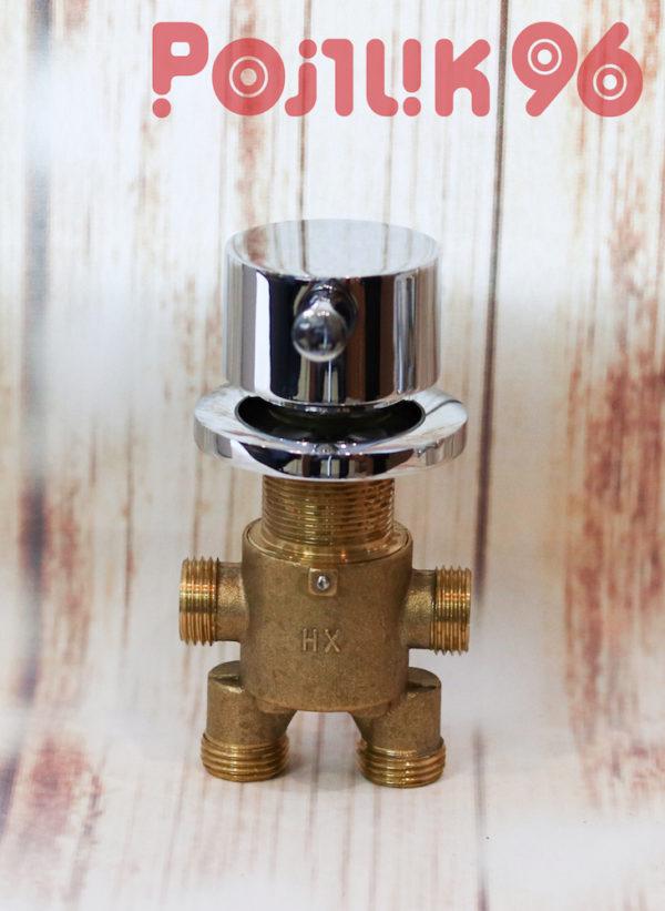 Переключатель режимов для смесителя на борт ванны
