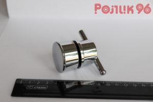 Ручка для дверей душевой кабины под одно отверстие