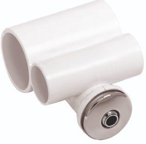 Джета гидро (форсунка) Евродомик металл, хром