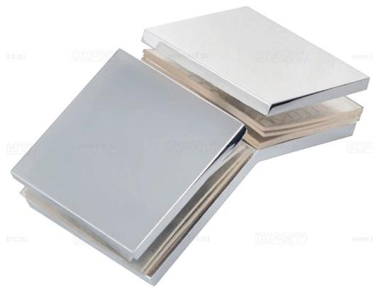 Коннектор стекло-стекло 135 градусов