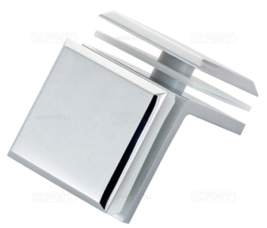 Коннектор стекло-стекло 90 градусов