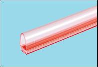 Силиконовый уплотнитель07/1 с клеевой основой